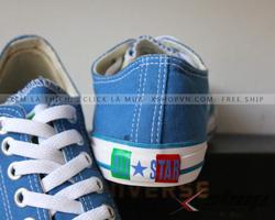 Ảnh số 17: Giày Converse Cờ Ý thấp cổ - Giá: 250.000