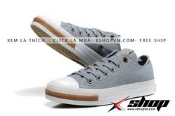 Ảnh số 94: Giày Converse Clot ghi xám - Giá: 450.000