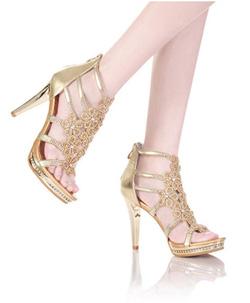 Ảnh số 4: Crystal Sandal B662 - Giá: 2.000.000