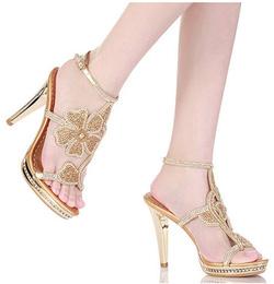 Ảnh số 7: Crystal Sandal B668 - Giá: 2.200.000