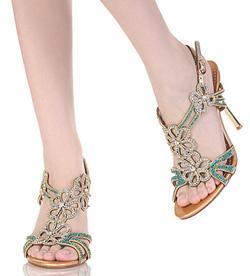 Ảnh số 10: Crystal Sandal B680 - Giá: 1.700.000