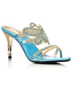 Ảnh số 14: Crystal Sandal B719 - Giá: 1.700.000