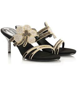 Ảnh số 15: Crystal Sandal B720 - Giá: 1.800.000