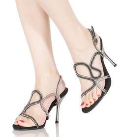 Ảnh số 20: Crystal Sandal B753 - Giá: 1.600.000