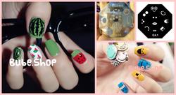 Ảnh số 35: Stamping nail art bube shop - Giá: 20.000