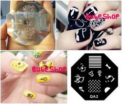 Ảnh số 33: Stamping nail art bube shop - Giá: 20.000