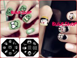 Ảnh số 30: Stamping nail art bube shop - Giá: 20.000