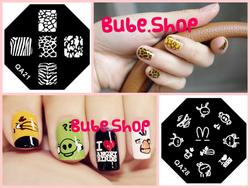 Ảnh số 27: Stamping nail art bube shop - Giá: 20.000