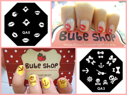 Ảnh số 25: Stamping nail art bube shop - Giá: 20.000