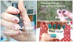 Ảnh số 24: Stamping nail art bube shop - Giá: 20.000