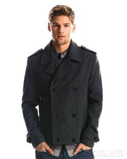 Ảnh số 26: Áo dạ lông cừu ATD21 - Giá: 850.000