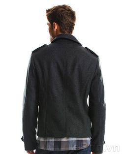 Ảnh số 27: Áo dạ lông cừu ATD21 - Giá: 850.000