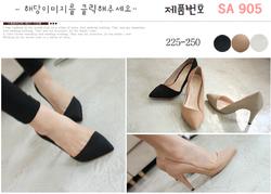 Ảnh số 6: giầy cao gót Hàn quốc - Giá: 30.000