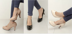 Ảnh số 26: giầy cao gót Hàn quốc - Giá: 30.000
