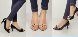 Ảnh số 29: giầy cao gót Hàn quốc - Giá: 30.000