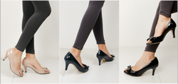 Ảnh số 32: giầy cao gót Hàn quốc - Giá: 30.000
