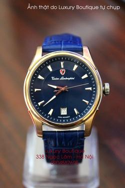 Ảnh số 39: Đồng hồ và phụ kiện nam Tonino Lamborghini - Giá: 5.000