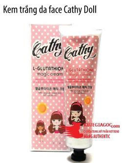 Ảnh số 44: Kem trắng da face Cathy Doll - Giá: 130.000
