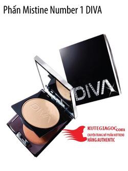Ảnh số 51: Phấn Mistine Number 1 DIVA Super Powder - Giá: 120.000