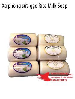Ảnh số 60: Xà phòng sữa gạo Rice Milk Soap - Giá: 16.000