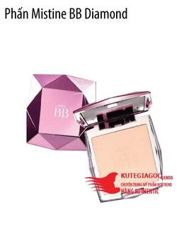 Ảnh số 62: Phấn Mistine BB Diamond Super Powder - Giá: 95.000
