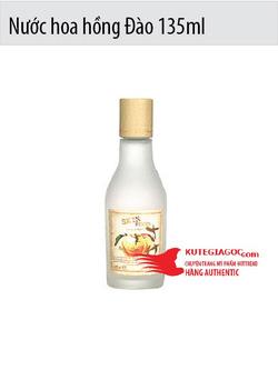 Ảnh số 12: Nước hoa hồng Đào Peach Sake Toner 135ml - Giá: 221.000