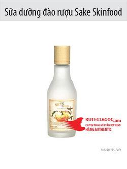 Ảnh số 13: Peach Sake Emulsion Skinfood - Sữa dưỡng đào rượu Sake Skinfood - Giá: 222.000