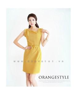 Ảnh số 62: Phong cách thời trang, màu vàng - Giá: 290.000