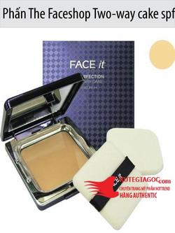 Ảnh số 41: Phấn phủ Face it 4D The Face Shop - Giá: 340.000