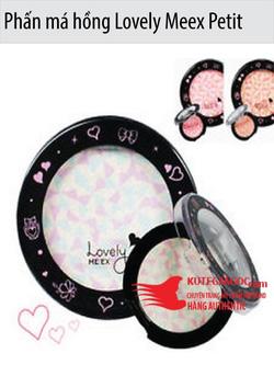 Ảnh số 45: Phấn má hồng Lovely Meex Petit Angel Blusher The Face Shop - Giá: 179.000