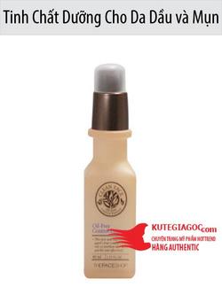 Ảnh số 53: Tinh Chất Dưỡng Cho Da Dầu và Mụn Clean Face Oil-Free Control Essence The Face Shop - Giá: 169.000
