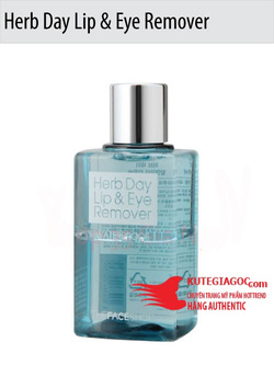 Ảnh số 61: Herb Day Lip & Eye Remover Waterproof Tẩy Trang Mắt Môi - Giá: 142.000
