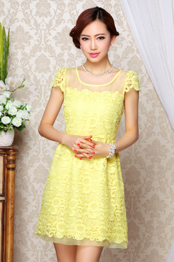 Ảnh số 34: Váy ren LadyRoy -94 - Giá: 370.000
