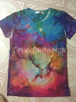 Ảnh số 7: T-shirt Galaxy - Giá: 180.000