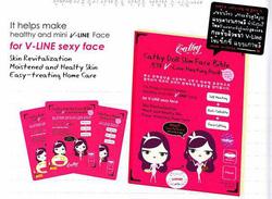 Ảnh số 10: Mặt nạ gọt mặt V-line của Cathy Doll Hàng Auth: - Giá: 170.000