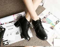 Ảnh số 17: Giày boot nữ - Giá: 320.000