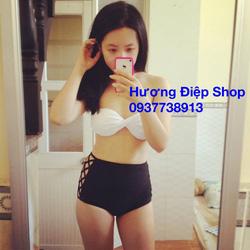 Ảnh số 71: Bikini cạp cao - Giá: 350.000
