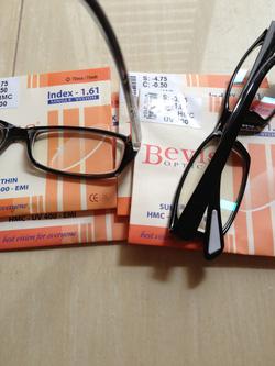 Ảnh số 100: Mắt kính - Tròng kính Cận thị, Loạn thị, Lão thị - Harilama shop - Giá: 123.456.789