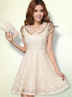 Ảnh số 11: váy ren - Giá: 390.000