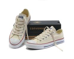 Ảnh số 7: Giày Converse Classic vải vàng kem - Giá: 199.000