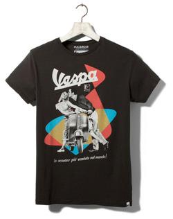 Ảnh số 1: Áo phông nam P&B Vespa - Giá: 145.000