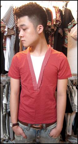Ảnh số 73: áo phông chất đẹp - Giá: 75.000