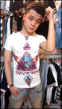 Ảnh số 70: áo phông chất đẹp - Giá: 75.000