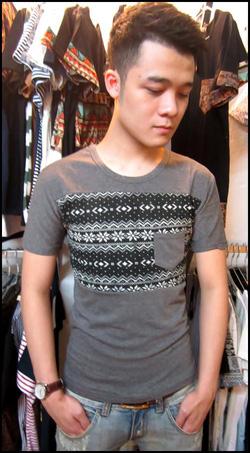 Ảnh số 63: áo phông chất đẹp - Giá: 75.000