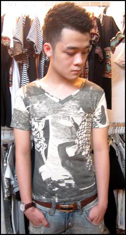 Ảnh số 56: áo phông chất đẹp - Giá: 75.000