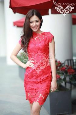 Ảnh số 3: Váy ren cao cấp TK01 - Giá: 899.000