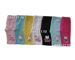 Ảnh số 35: Quần leg lững Hello Kitty nhiều màu - Giá: 35.000