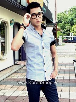 Ảnh số 52: Áo sơ mi Nam Hàn Quốc P130725000723 - Giá: 930.000