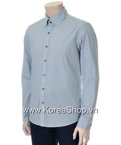 Ảnh số 57: Áo sơ mi Nam Hàn Quốc P130726007100 - Giá: 740.000