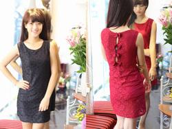 Ảnh số 66: Váy ren nơ lưng 260k - Giá: 260.000